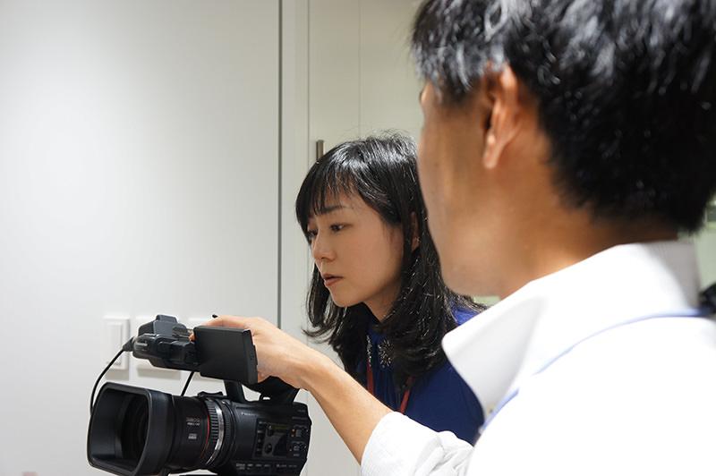 自社のサービス紹介やセミナー動画の撮影など、用途に応じたスタジオ活用方法を提案