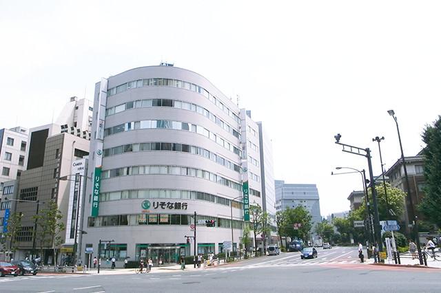 九段下すぐのオフィス。渋谷・新宿・東京駅へのアクセスも便利。